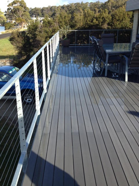 Cosset Decking