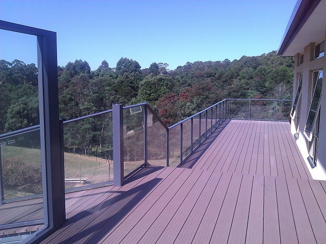 Deck & Balustrade