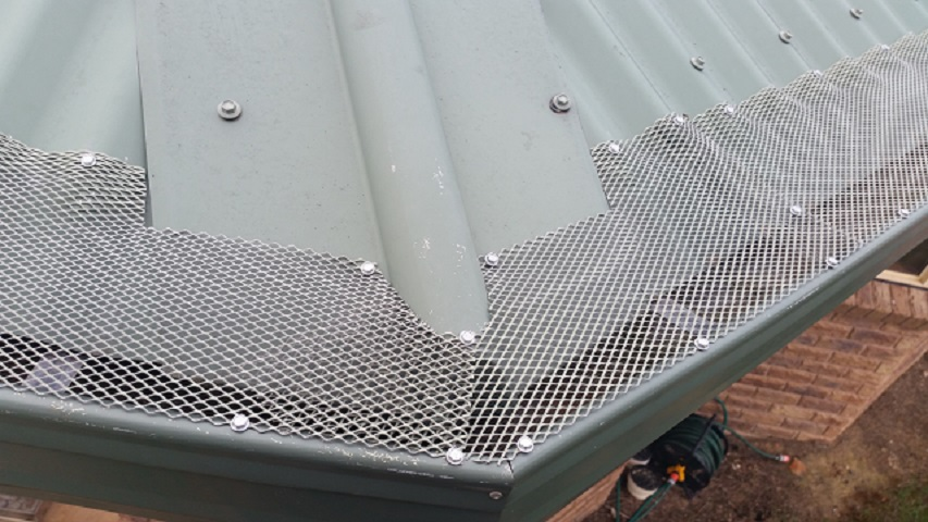 Gutter Guard Grating Tasmania