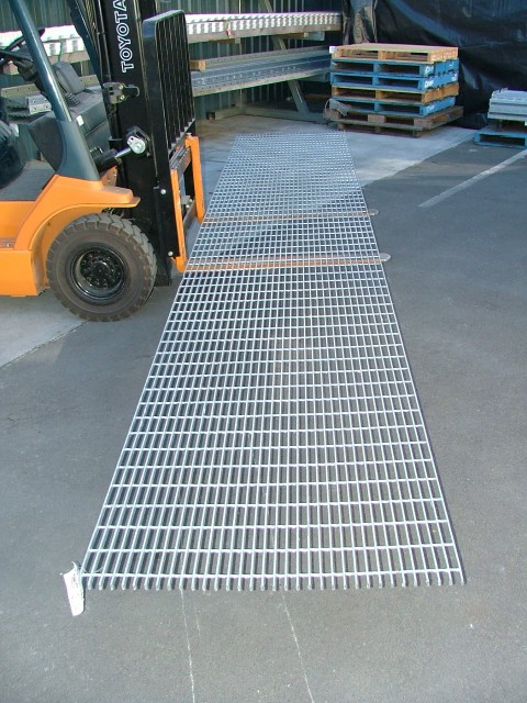 Welded Grating.